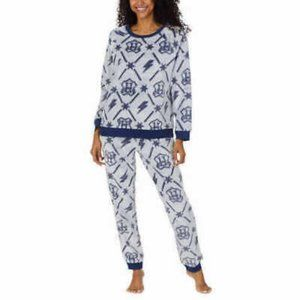 Harry Potter Fleece 2 Piece Jogger Lounger Pajamas